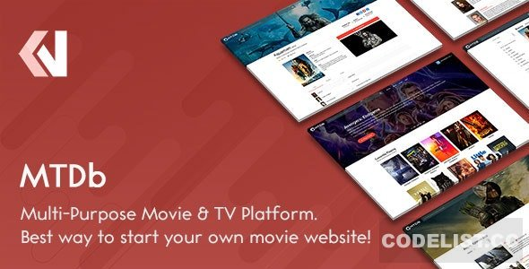 MTDb v3.2.3 - Ultimate Movie & TV Database