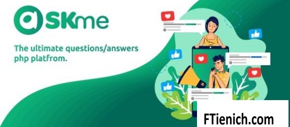 AskMe v2.1 - The Ultimate PHP Questions & Answers Social Network Platform - nulled